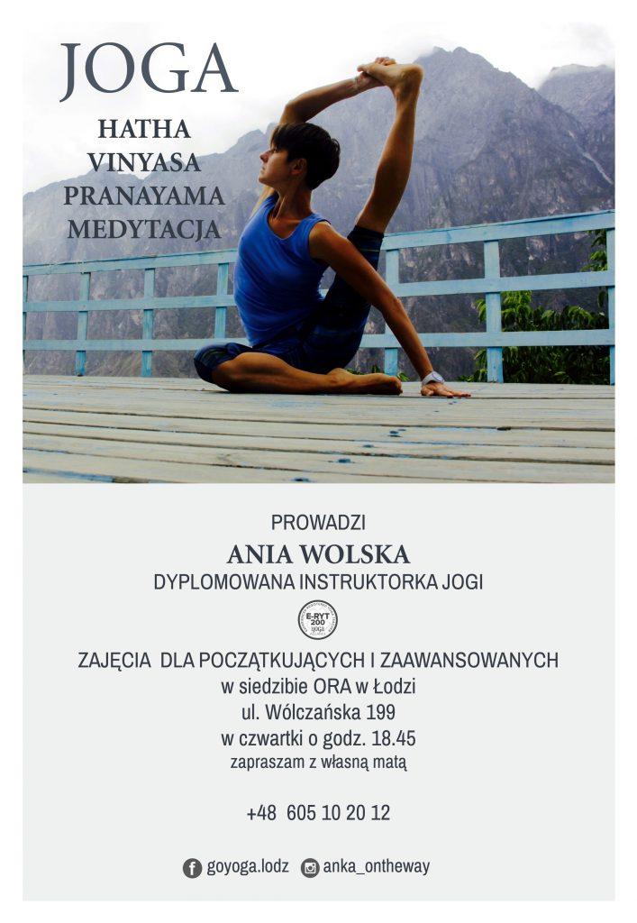 ORA Łódź Adwokatura Joga